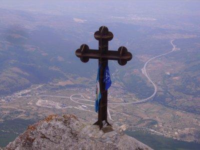 Festa della montagna e della cima Giovanni Paolo II alle Malecoste (23779 bytes)