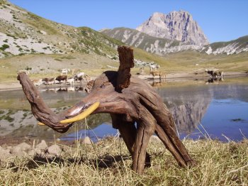 scultura Elefante (31971 bytes)