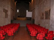 Sala Conferenze (ex-chiesa)