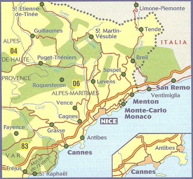 Cartina Francia Sud Dettagliata.Alcune Schede Di Ferrate Recenti Via Ferrata Francese Les Demoiselles Du Castagnet Nelle Alpes De Haute Provence