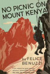No Picnic on Mount Kenya - 1° edizione USA 1953